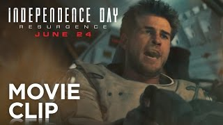 Independence Day: Resurgence movie clip – Fast Approach
