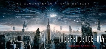 Independence Day: Resurgence Movie News